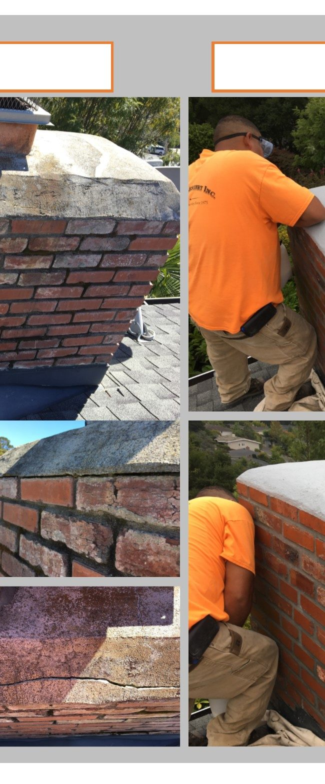 Chimney Repairs/Tuckpointing/Evaluations