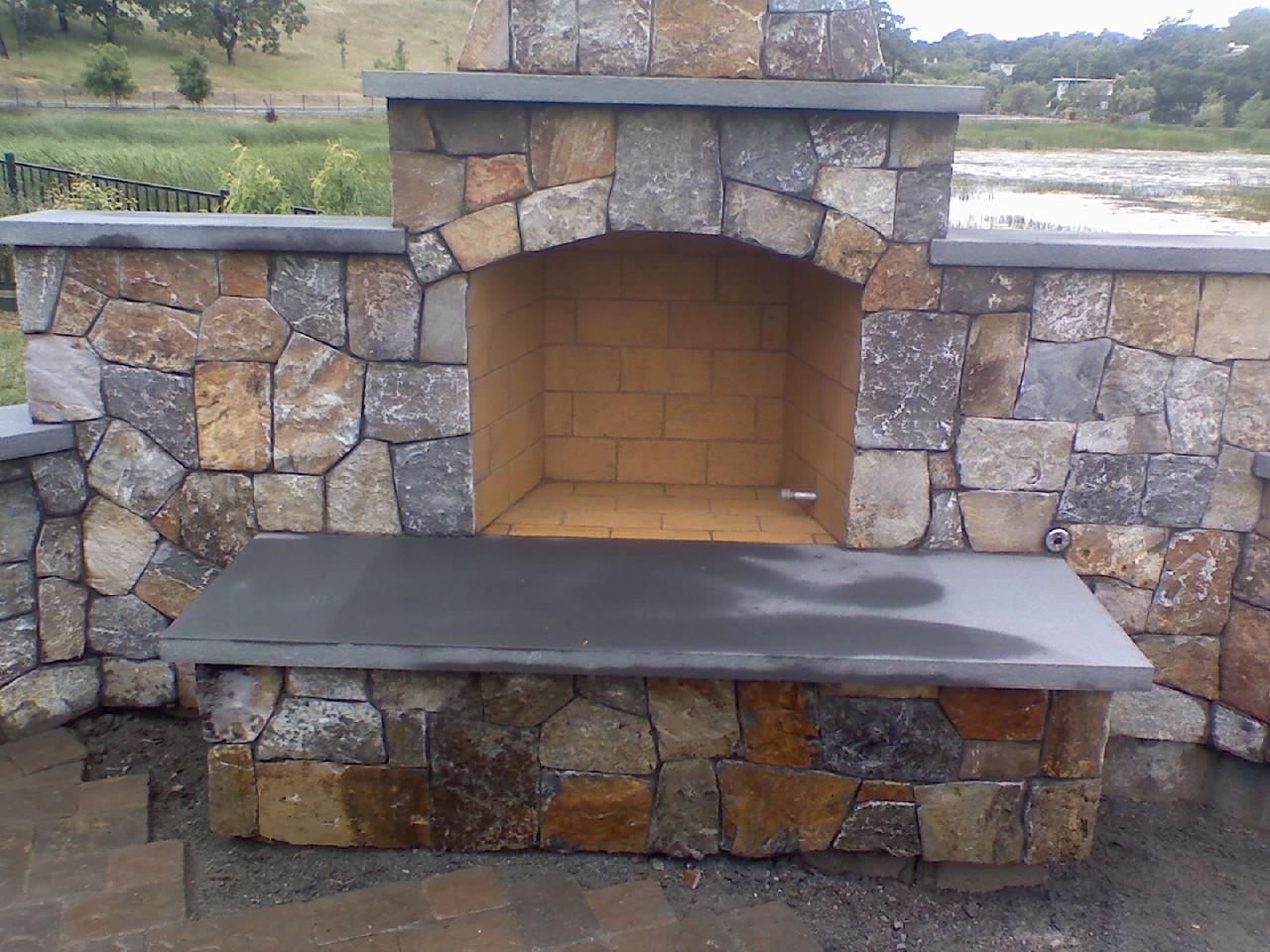 Isokern fireplaces - Petty Masonry Inc.