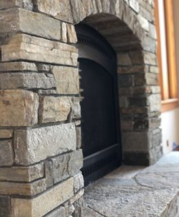 Fireplace Faces